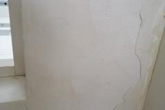 Detail muur
